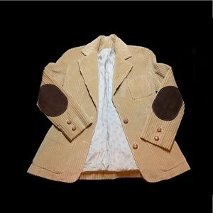 Girls Vintage Dior Corduroy Sports Coat